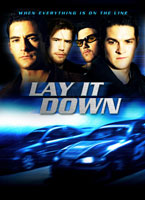 Lay It Down poster art